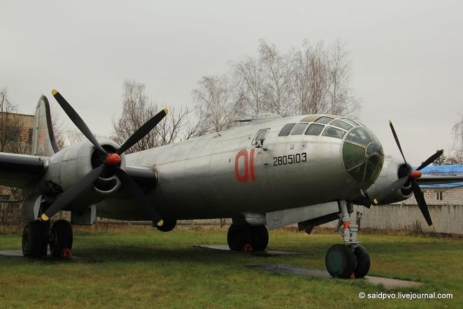 ロシアのモニノ空軍博物館が凄い...