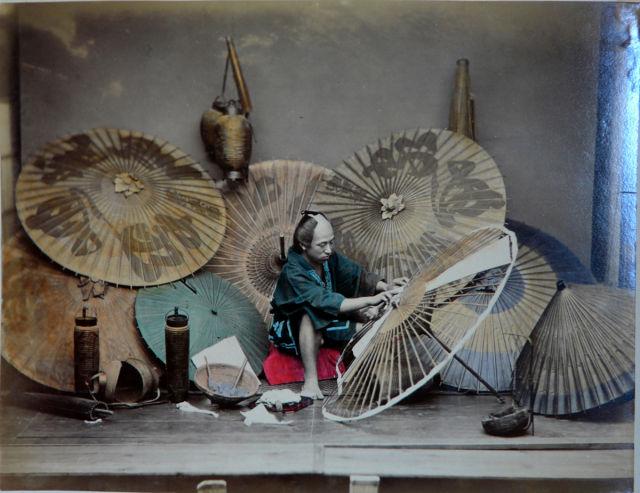 日本の明治初期の貴重な写真(18...